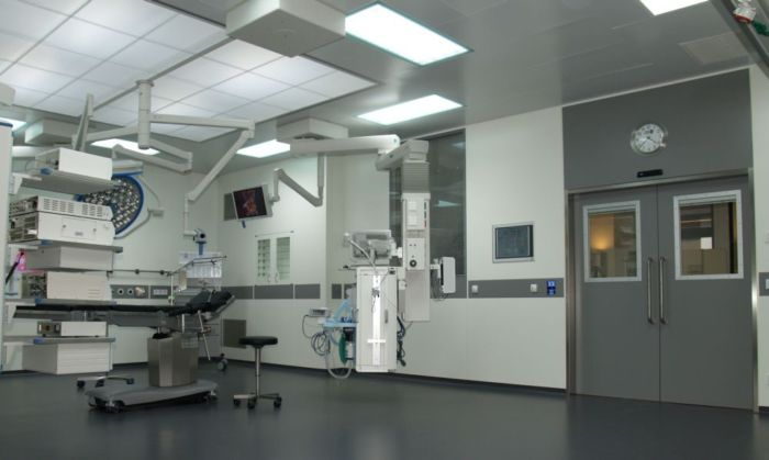 New Showroom Operating Theatre Operating Theatres